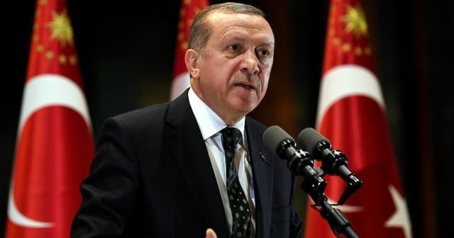Cumhurbaşkanı Erdoğan'dan Roş Aşana mesajı