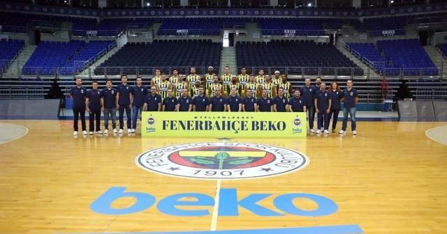 Fenerbahçe Beko, Euroleague medya gününde basın mensuplarıyla bir araya geldi