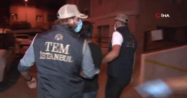 İstanbul'da eş zamanlı 27 adrese FETÖ operasyonu 28 kişi gözaltına alındı