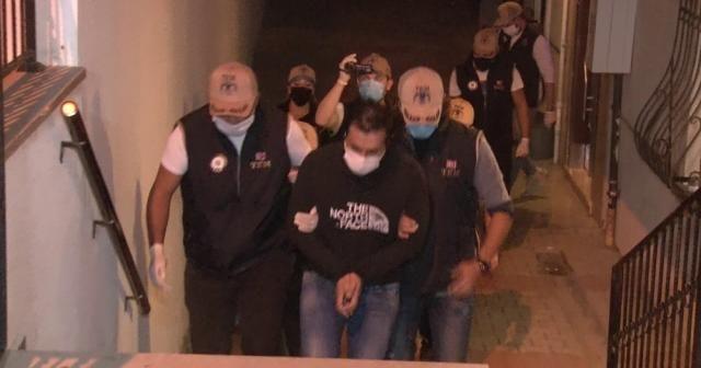 İstanbul'da eşzamanlı FETÖ operasyonu çok sayıda gözaltı var