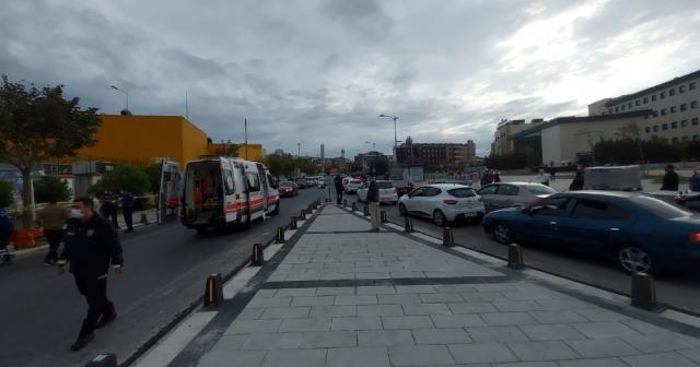 Silivri'de koca dehşeti: 2 yaralı