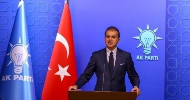 """AK Parti Sözcüsü Çelik: """"Ermenistan'ı destekleyenler katliamların asıl suçlusudur"""""""