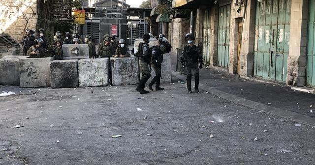 Batı Şeria'da çatışma: 3 yaralı
