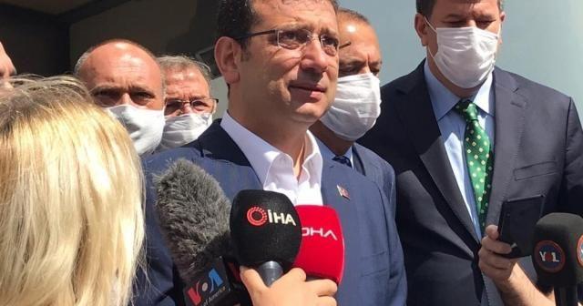 Ekrem İmamoğlu, sağlık durumu ile ilgili açıklama yaptı