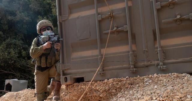 İsrail ordusu, Lübnan köylerine benzer bir köy inşa etti