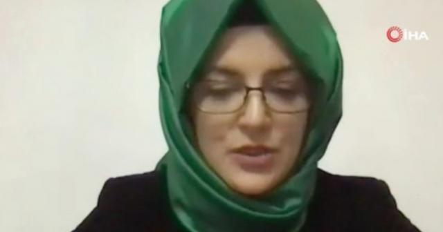 Kaşıkçı'nın nişanlısı, Suudi Arabistan Veliaht Prensi Selman'a ABD'de dava açtı