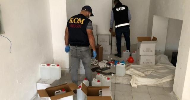 Mersin'de sahte alkolden ölenlerin sayısı 8'e yükseldi