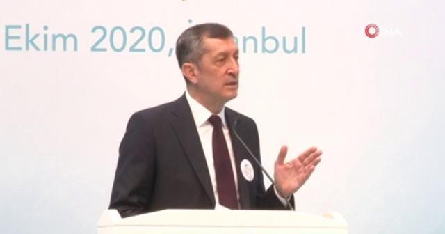 Milli Eğitim Bakanı Selçuk 'Yaşayan Okullar Projesi'ni tanıttı