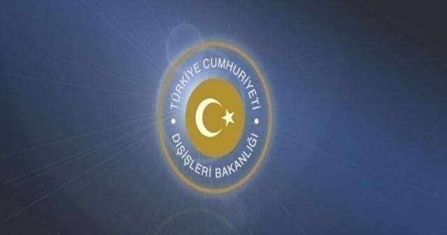 Türkiye'den Türk Kızılay yetkilisine yapılan silahlı saldırıyı şiddetle kınama