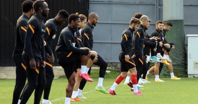 Galatasaray'da Kayserispor hazırlıkları sürüyor
