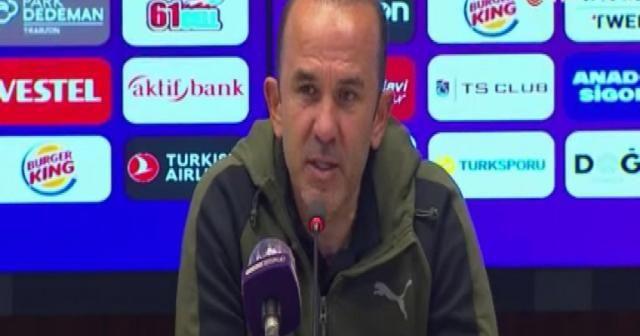 """Mehmet Özdilek: """"Böyle oynayarak kaybetmek bizi üzdü"""""""