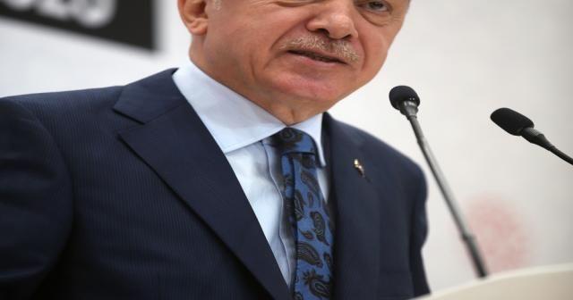 Cumhurbaşkanı Erdoğan, BM Genel Kuruluna seslendi