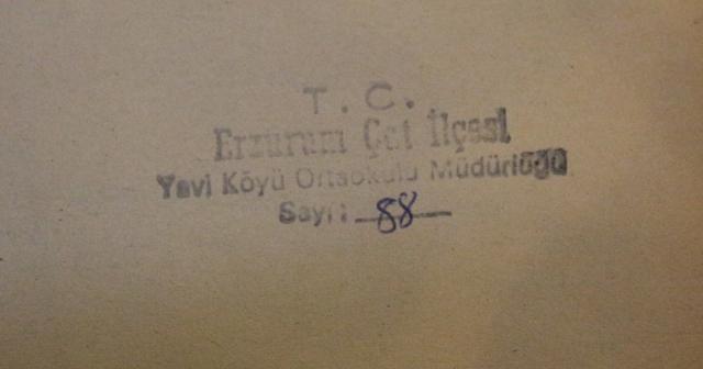 Teröristlerin katliam yaptığı köyün 1 mühürlü kitabı, Kocaeli'nde 1000 oldu