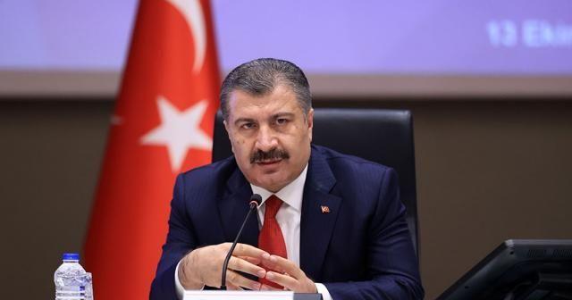 Bakan Koca, SP Genel Başkanı Karamollaoğlu'na teşekkür etti