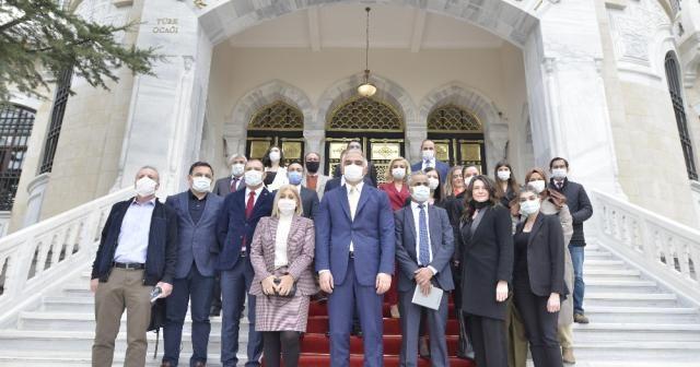 """Bakan Ersoy'dan müjde: """"Yeni Göbeklitepe'lere hazır olalım"""""""