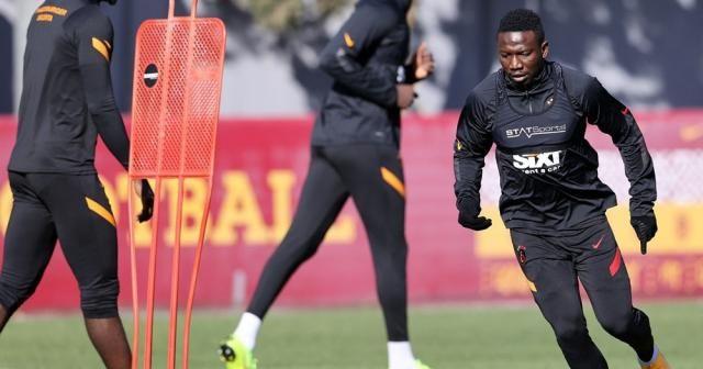 Galatasaray'da Şener ve Oğulcan salon çalışmalarına başladı
