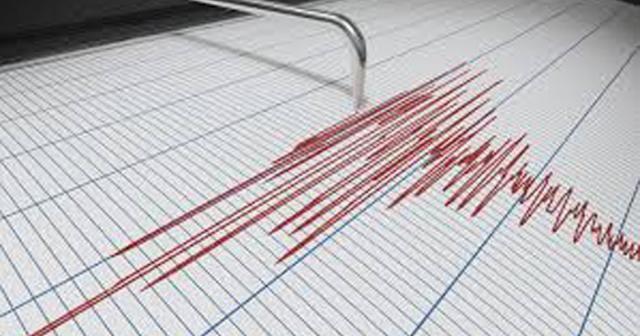 İzmir'in Seferihisar açıklarında 4 büyüklüğünde deprem