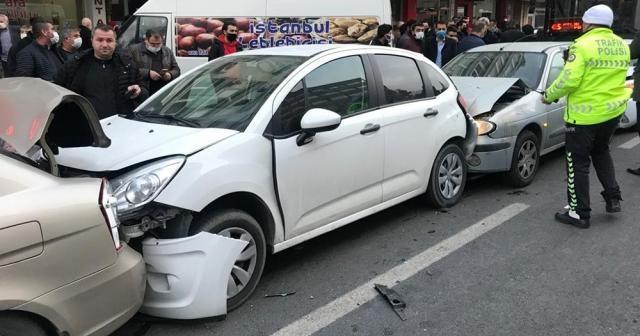 Kayseri'de feci kaza: 2'si ağır 7 yaralı