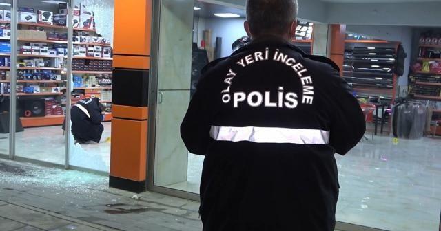 Kırıkkale'de iş yerine silahlı saldırı