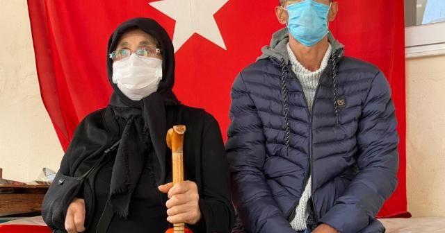 """Şehit Ferhat Gedik'in ailesinden """"Eren Operasyonları""""na destek"""