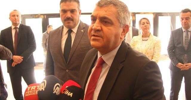 Dışişleri Bakan Yardımcısı Kaymakcı Türkiye'nin AB'ye üyelik sürecini değerlendirdi