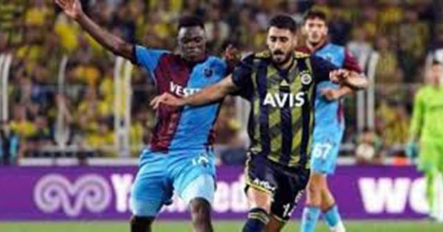 Trabzonspor, Fenerbahçe'ye odaklandı