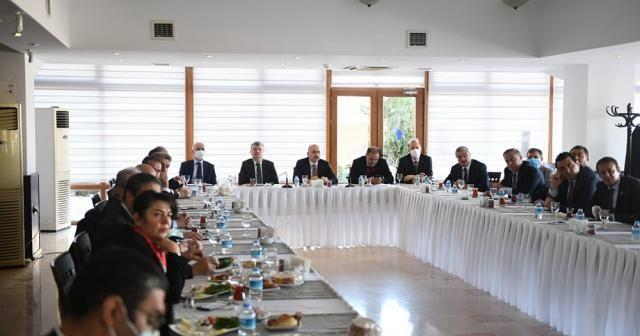 """Bursa'yı Ankara-İstanbul hattına bağlamak için çalışmalar devam ediyor"""""""