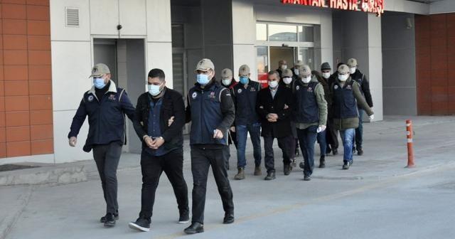 Boğaziçi eylemlerindeki gösterici terör operasyonunda gözaltına alındı
