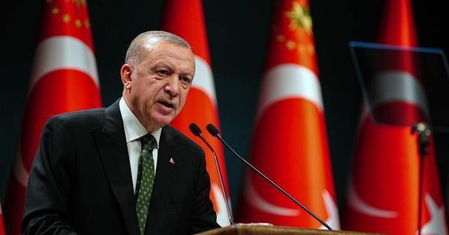 Cumhurbaşkanı Erdoğan yeni kontrollü normalleşme sürecini açıkladı