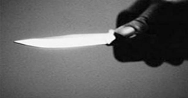 Kağıthane'de bir adam, evde tartıştığı eşini bıçakladı