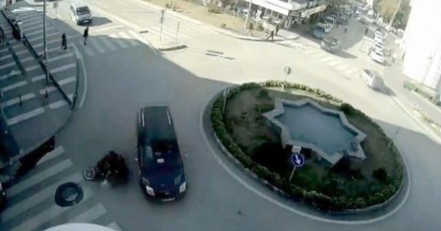 Osmaniye'de sürücülerin dikkatsizliği beraberinde kazaları getirdi