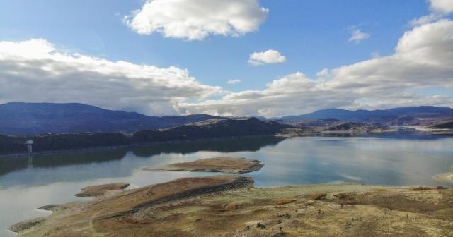 Ankara'da barajlardaki doluluk oranı yüzde 24,46