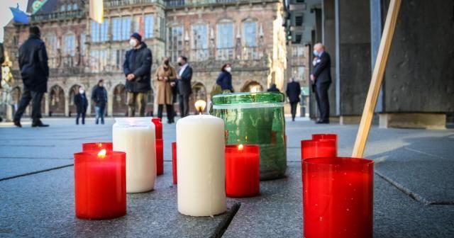 Almanya'da Covid-19'a bağlı can kaybı 80 bini geçti