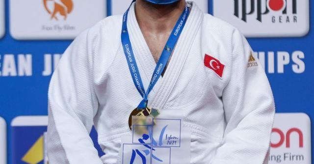 """Büyükler Avrupa Judo Şampiyonası'nda üçüncü kez: """"2 Altın"""""""