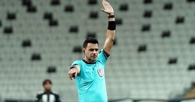 Konyaspor-Kayserispor maçını Ali Şansalan yönetecek