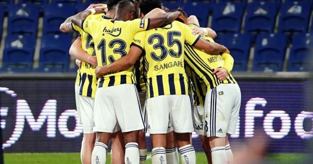 Süper Lig: Medipol Başakşehir: 1 - Fenerbahçe: 2 (Maç sonucu)