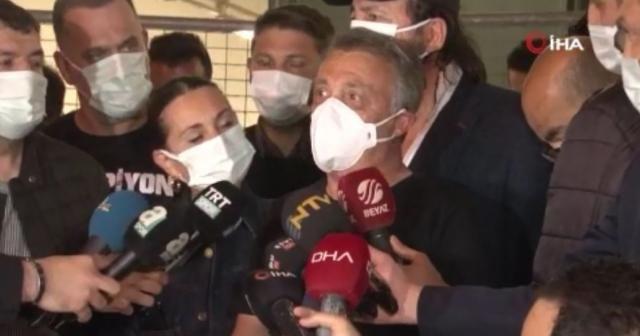 """Ahmet Nur Çebi: """"İmkan olursa 19 Mayıs'ta kutlamamızı yapacağız"""""""