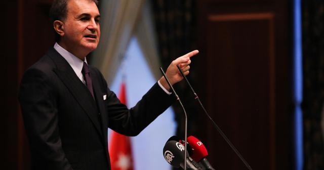 """AK Parti Sözcüsü Çelik: """"BM bu anlamsız çağrılara son versin"""""""