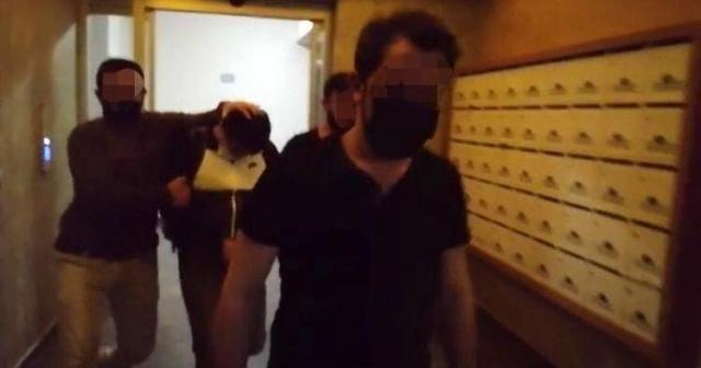 FETÖ yöneticiliğinden aranan ihraç binbaşı lüks sitede yakalandı