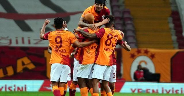 Galatasaray bu sezon ikinci derbisini kazandı