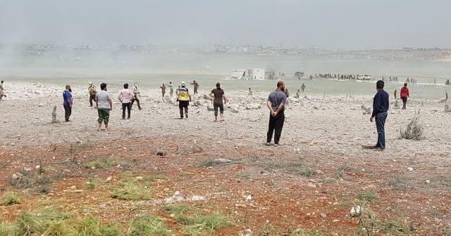 İdlib'te patlama: 2 ölü