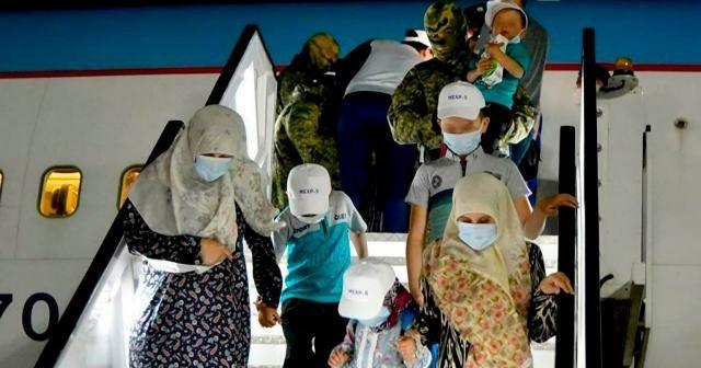 Özbekistan, Suriye'deki El Hol kampından 93 vatandaşını tahliye etti