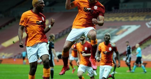 Radamel Falcao 9. golünü kaydetti