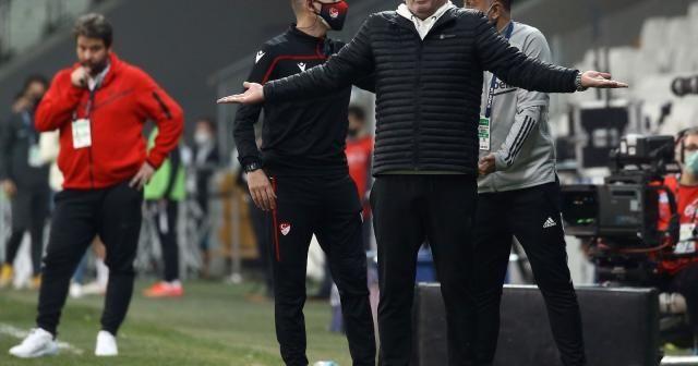 """Sergen Yalçın: """"Bu maça takılıp kalamayız"""""""