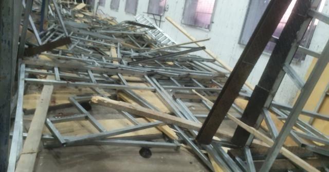 Sinagogda ayin sırasında tribün çöktü: 50 yaralı