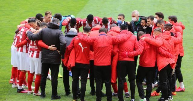 Sivasspor'un iç saha karnesi