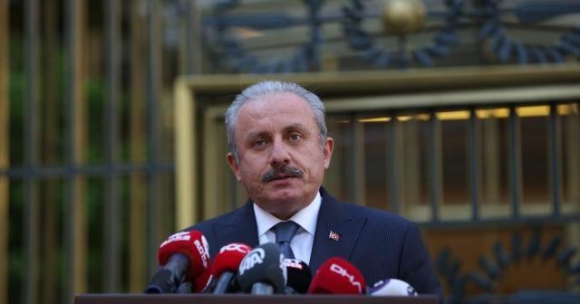 TBMM Başkanı  Şentop, İzlanda meclis Başkanı'na Ermeni olaylarına ilişkin mektup yazdı