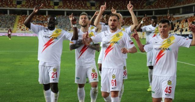 Yeni Malatyaspor Lig'i 15. sırada tamamladı