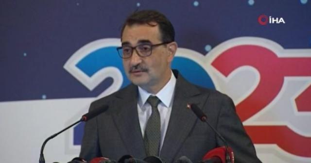 Bakan Dönmez, Ertuğrul Gazi FSRU Tesisi'nin cuma günü açılacağını duyurdu