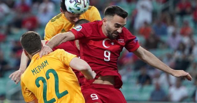 EURO 2020 Avrupa Şampiyonası: Türkiye: 0 - Galler: 2 (Maç sonucu)